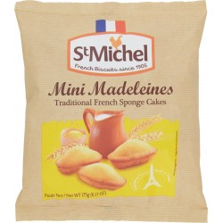 St Michel Mini Madeleines 175 gr.