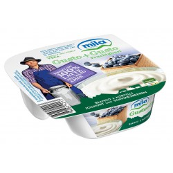 Mila yogurt gusto+mirtilli