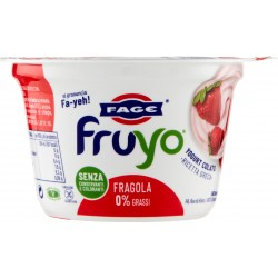 Fage yogurt fruyo fragola