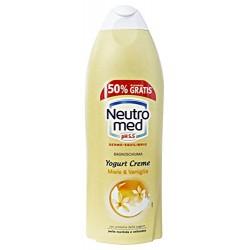 Neutromed bagno yogurt/miele ml.750