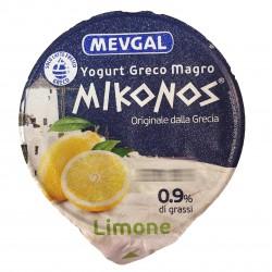 Mevgal yogurt mikonos limone g175