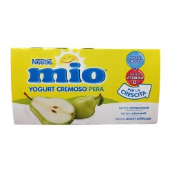 Nestle'mio yogurt pera gr250
