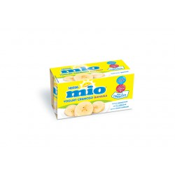 Nestle'yogurt mio banana gr250