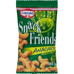 Cameo Snack Friends Anacardi gr.80