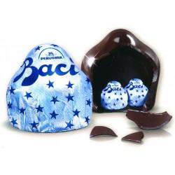 BACI PERUGINA CLASSICO BACIONE Cioccolatini ripieni al gianduia e nocciola intera bacione 114 gr.