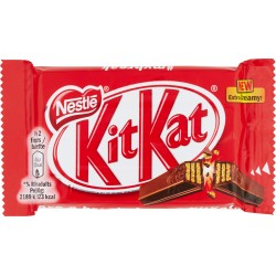 NESTLÉ KITKAT ORIGINAL Wafer ricoperto di cioccolato al latte snack da 41,5 gr.