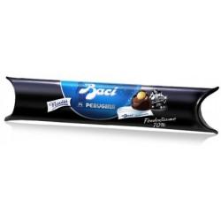 Perugina baci cioccolato fondente 70% tubo x 3 gr.42,9