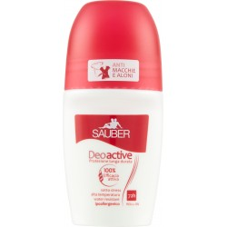 Sauber Deoactive Roll-On 50 ml.