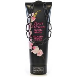 Tesori d'Oriente Orchidea della Cina Doccia Crema Aromatica 250 ml.