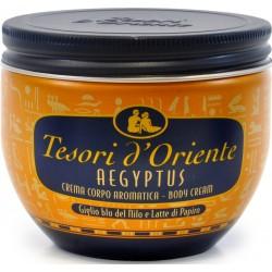 Tesori d'Oriente crema corpo aegyptus ml.300