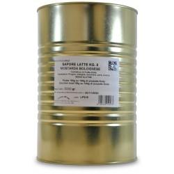 Le conserve della nonna sapore mostarda bolognese kg.5