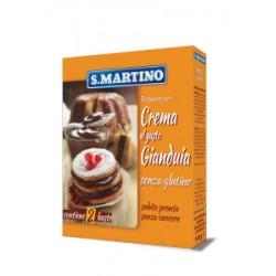 San Martino preparato per crema al gianduia gr.140