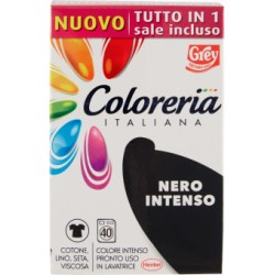 Coloreria nero intenso