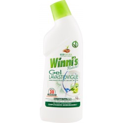 Winni's Gel Lavastoviglie lemon 750 ml