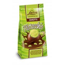 Laica ovetti cioccolato pistacchi e cereali gr.120