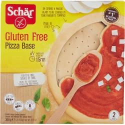 Schar base per pizza senza glutine gr.150x2