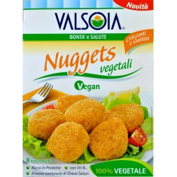 Valsoia Nuggets vegetali