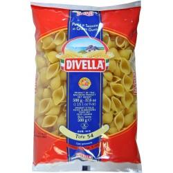 Divella pasta tofe n.54 gr.500