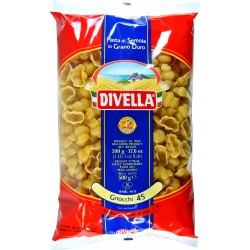 Divella pasta gnocchi n.45 gr.500