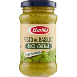 Barilla Ragù Pesto al Basilico 100% Vegetale 195 gr.