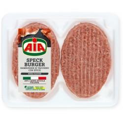 Aia hamburger tacchino/speck gr.200