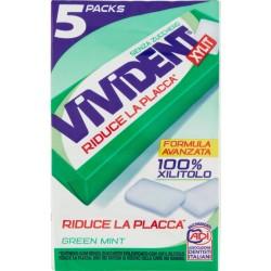 Vivident 100% Xylit 5 Packs gr.67,5