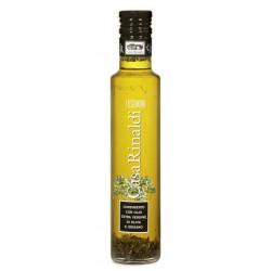 Casa Rinaldi olio extra vergine con origano ml.250