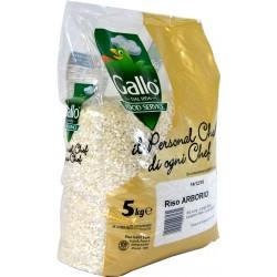Gallo Riso Arborio Food Service kg.5