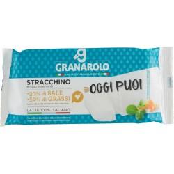 Granarolo Oggi Puoi Stracchino -30%di sale -50% di grassi 170 gr.