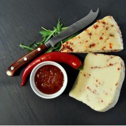 Pecorino sicilia peperoncino gr.250