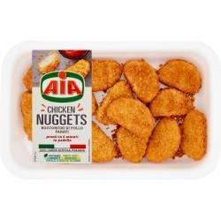 Aia Nagghy Classico bocconcini di filetto di pollo panati gr230