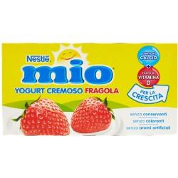 Nestlè Mio Yogurt alla fragola gr.125x2