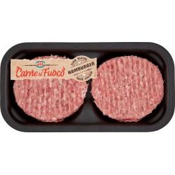 Aia Carne al Fuoco Hamburger di puro suino gr.200