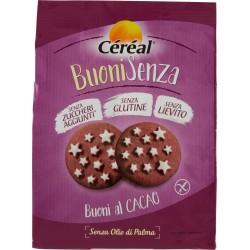Céréal Buoni al Cacao senza lievito senza zucchero senza glutine gr.200
