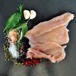 Petti di pollo a fette Macelleria Mutti gr.300