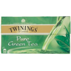 Twinings the 25 filtri pure green