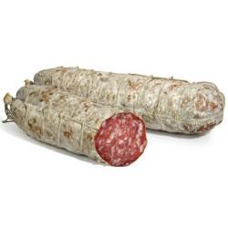 Salame nostrano con aglio Barilli intero kg.1,1