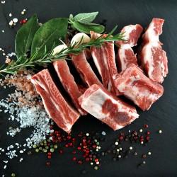 Costine di maiale Macelleria Mutti gr.700