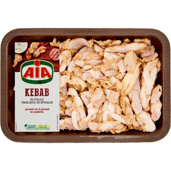 DONER KEBAB di pollo fatto in casa - LE RICETTE DI GESSICA