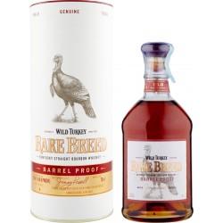 Wild turkey whisky rare breed cl.70