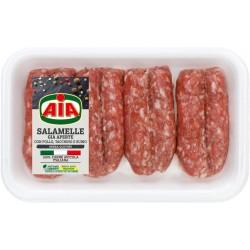 Aia salamelle pollo e tacchino gr340