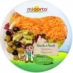 Mioorto insalata quattro stagioni gr.200