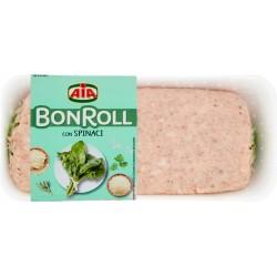 Aia bon roll con spinaci gr.750