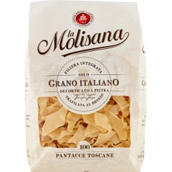 La Molisana pasta pantacce toscane n.106 gr.500