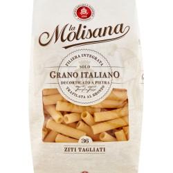 La Molisana pasta ziti tagliati n.36 gr.500