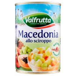 Valfrutta macedonia sciroppata - gr.400