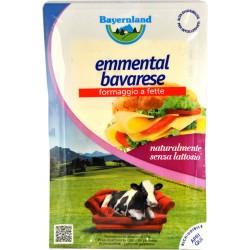 Bayernland emmental a fette senza lattosio gr.100
