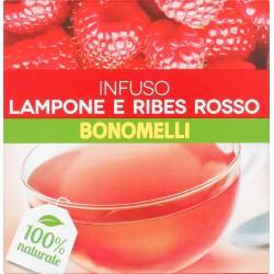 Bonomelli Infuso lampone e ribes rosso 23 gr. 10 filtri
