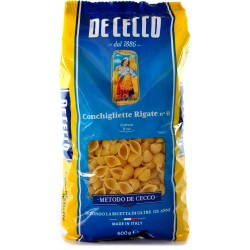 De Cecco Conchigliette Rigate n° 51 500 g