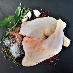 Cosce di pollo Macelleria Mutti gr.800